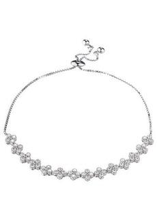 Nicole Miller Cubic Zirconia Tennis Bracelet