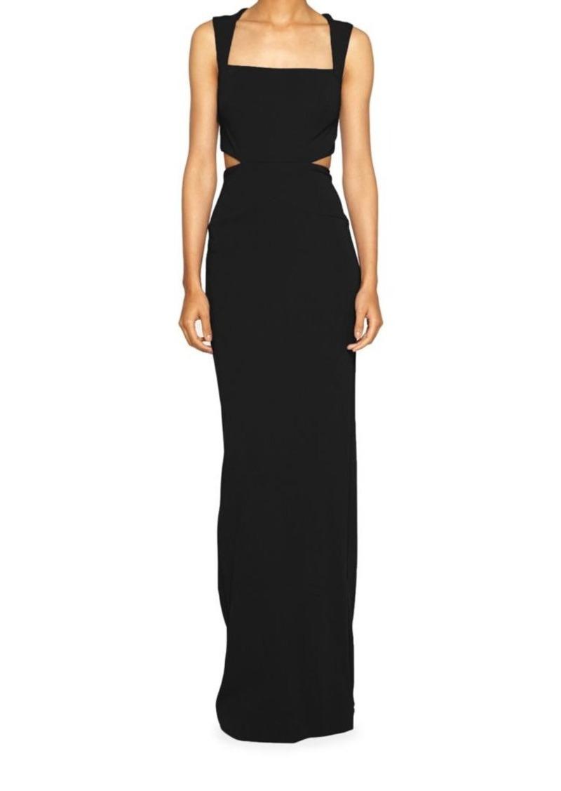 Nicole Miller Nicole Miller Cutout Column Gown | Dresses