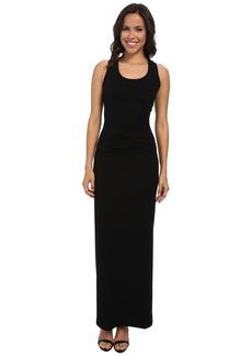 Nicole Miller DeQuinn Jersey Maxi Dress