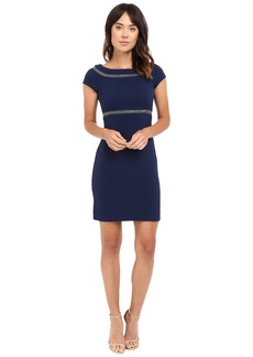 Nicole Miller Embellished Karina Dress