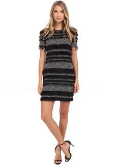 Eyelash Stripe Yummy Knit Dress