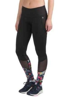 Nicole Miller Geowash Print Leggings (For Women)