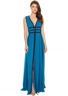 Nicole Miller Gladiator Gown
