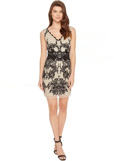 Nicole Miller Hialeah Lace Party Dress