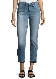 Nicole Miller High-Rise Skinny Ankle Jeans