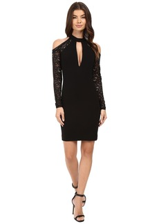Nicole Miller Kendall Cold Shoulder Dress