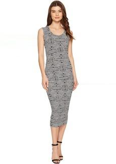 Kyle Maze Jersey Dress