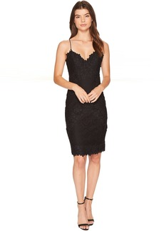 Nicole Miller Leela Lace Mini Dress