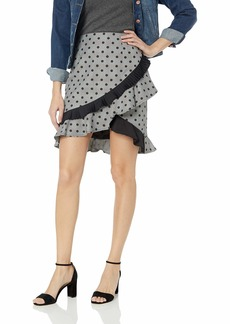 Nicole Miller New York Women's Dress Mini Skirt