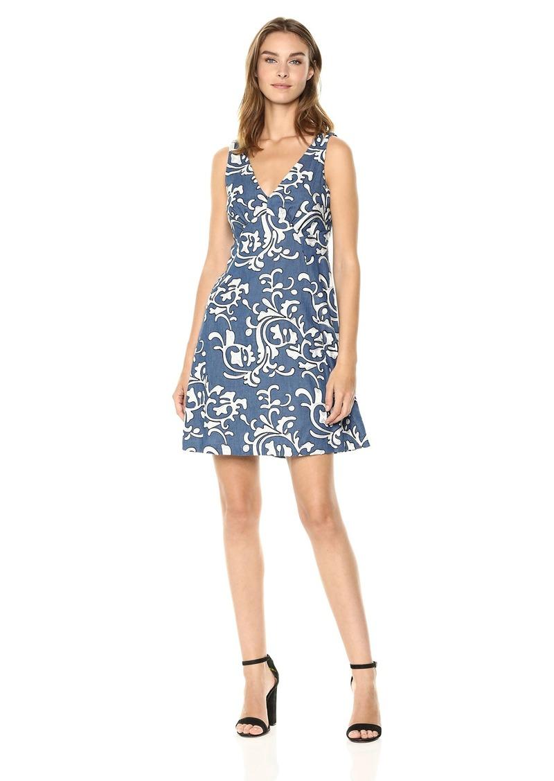 1143e7e3cdd Nicole Miller Nicole Miller New York Women s Fit and Flare Dress ...