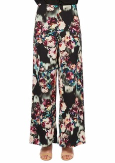 Nicole Miller New York Women's Wide Leg Pant