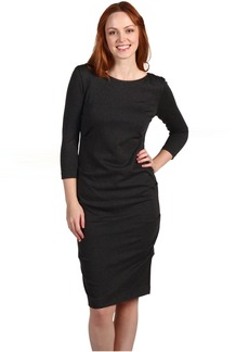 Nicole Miller Ponte Day Dress