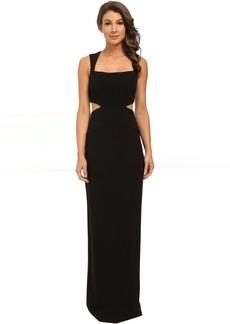 Nicole Miller Queen of Felicity Cutout Gown