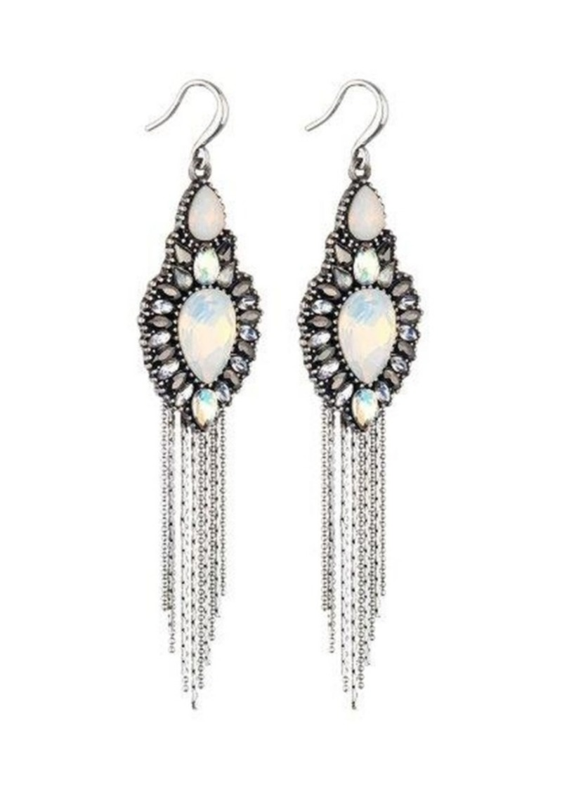Nicole Miller Statement Drop Earring