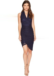 Nicole Miller Stefanie Lace Party Dress