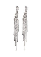 Nicole Miller Twisted Chandelier Earring
