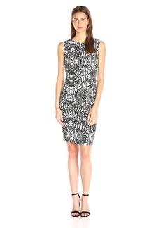 Nicole Miller Women's Bamboozle Lauren Sheath Dress