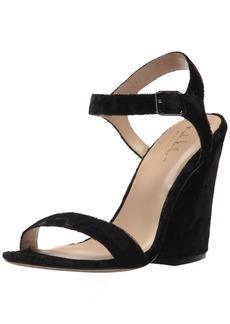 Nicole Miller Women's Brescia-NM Heeled Sandal   M US