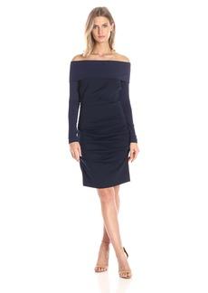 "Nicole Miller Women's ""Cali Ponte Dress"
