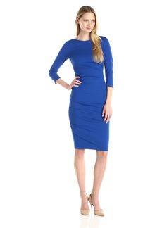 Nicole Miller Women's Christina Ponte Dress