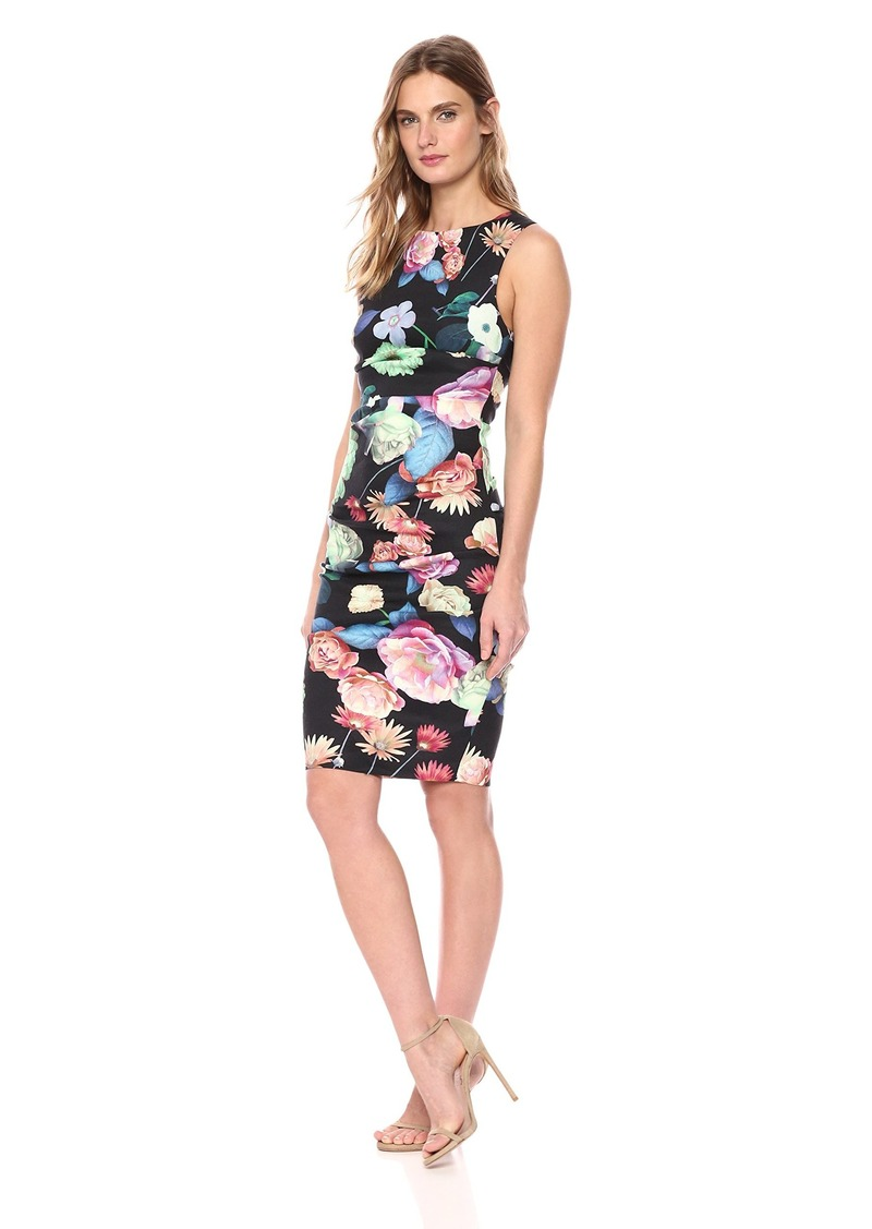 Nicole Miller Women's Daydream Lauren Sheath Dress