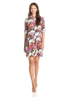 Nicole Miller Women's Enchanted Garden Dress