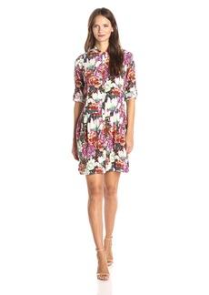 Nicole Miller Women's Enchanted Garden Dress