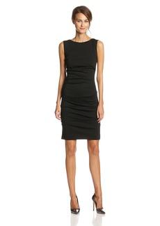 Nicole Miller Women's Lauren Ponte Dress