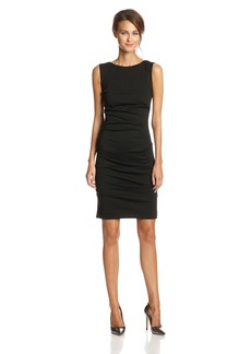 Nicole Miller Women's Lauren Ponte Dress