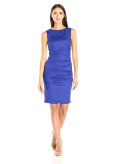 Nicole Miller Women's Lauren Stretch Sheath Dress