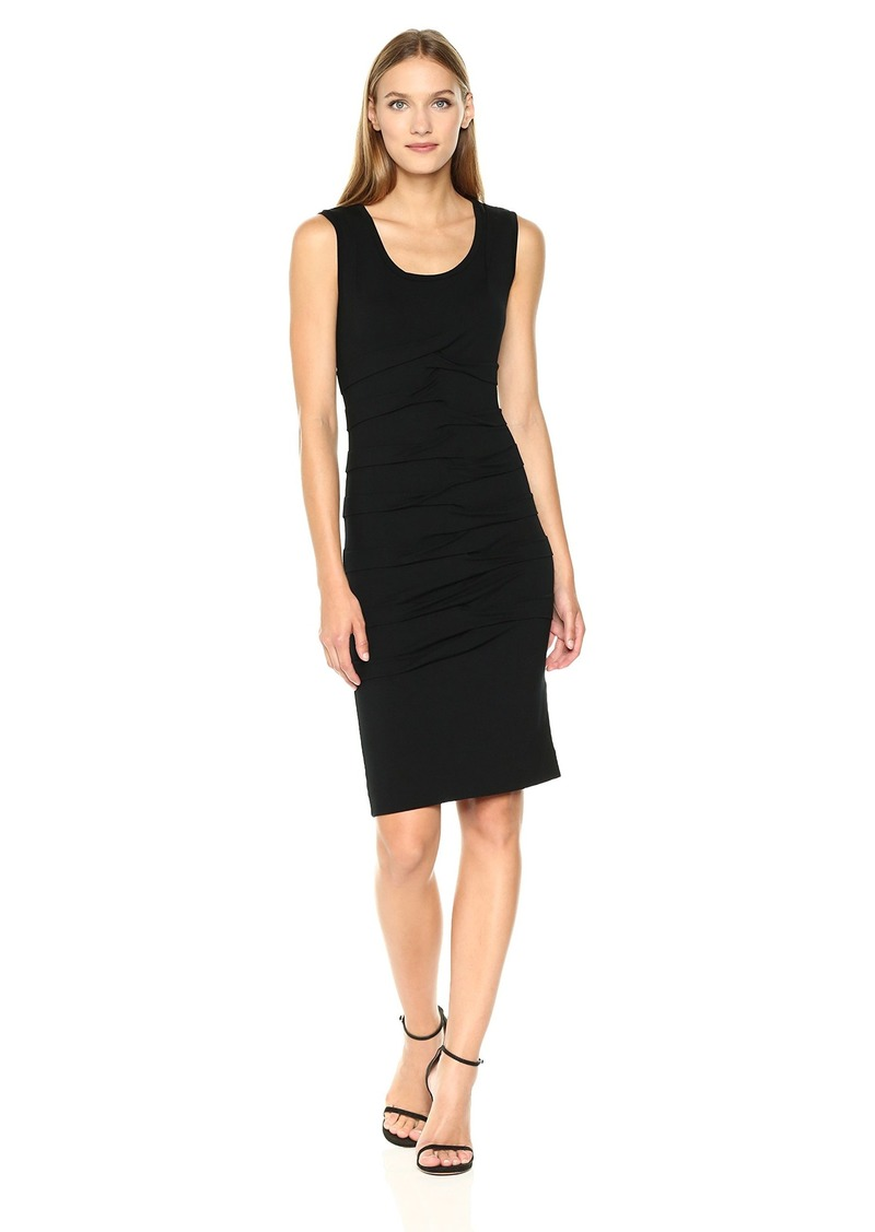 Nicole Miller Women's mia Jersey Dress  L