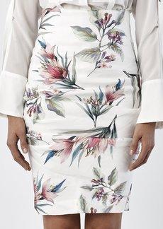 Nicole Miller Women's Tropicale Sandy Skirt