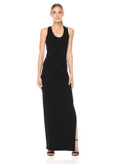 Nicole Miller Women's Vanessa Jersey Dress black/black S