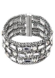 Nicole Miller Woven Magnetic Bracelets