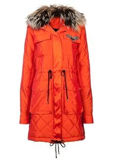 Nicole Miller puffer coat