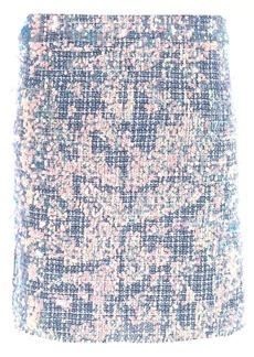 Nicole Miller sequin embellished skirt