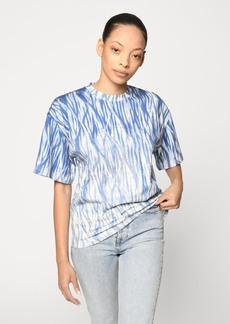 Nicole Miller Shibori T-shirt