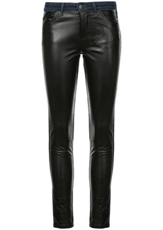 Nicole Miller slim fit trousers