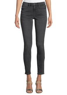 Nicole Miller Soho High-Rise Skinny Jeans