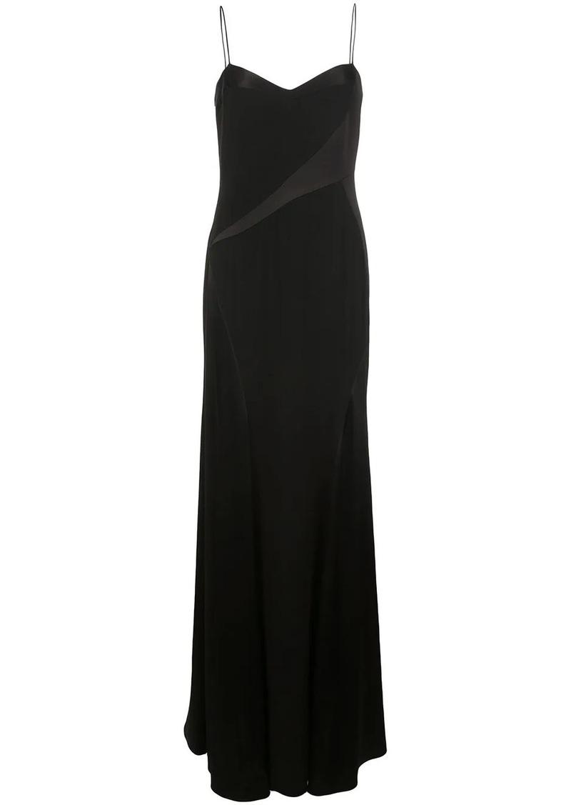 Nicole Miller spaghetti strap dress