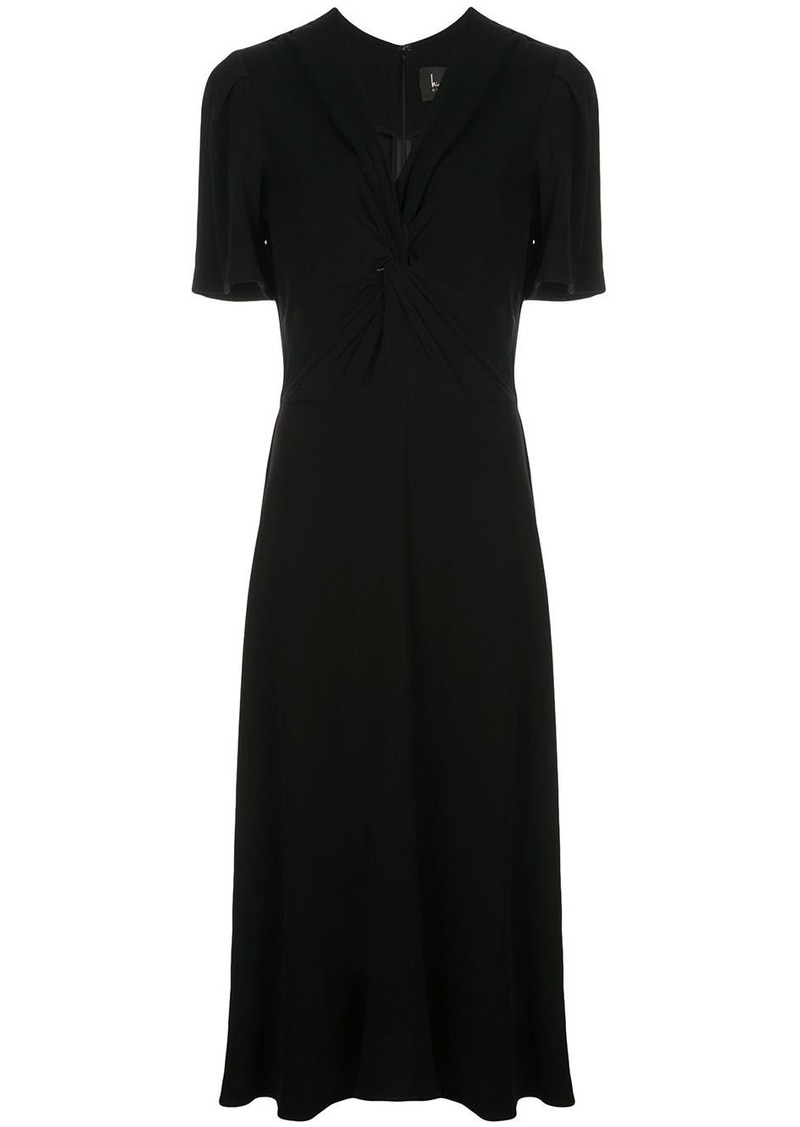 Nicole Miller V-neck dress