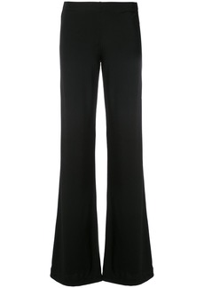 Nicole Miller wide leg trousers