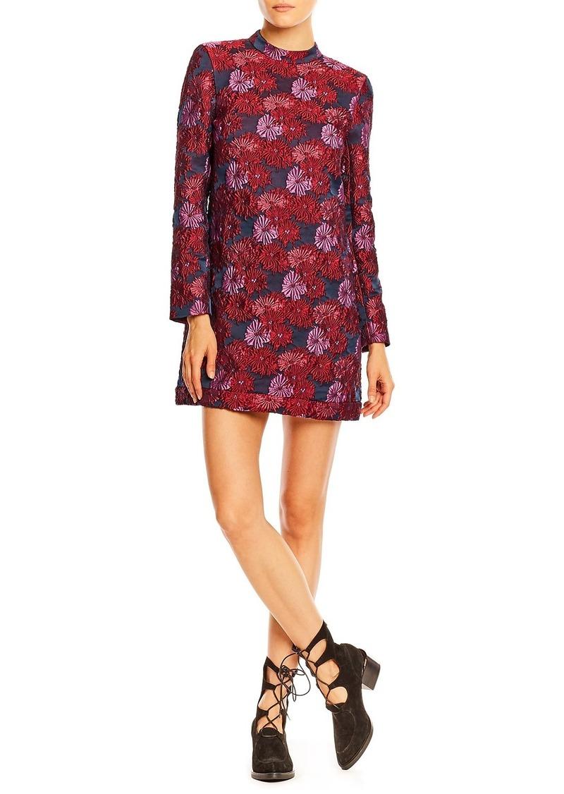 Nicole Miller Wildflowers Mini Dress