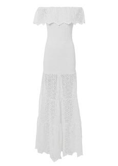 Nightcap Diamond Lace Positano Maxi Dress