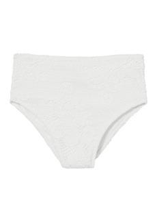 Nightcap Lagoon Crochet Bikini Bottom