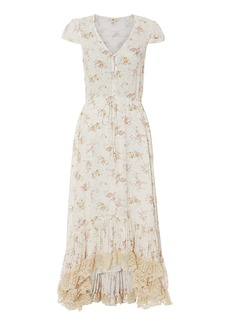 Nightcap Luna Floral Maxi Dress