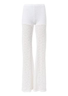 Nightcap Diamond Lace Bell Pants