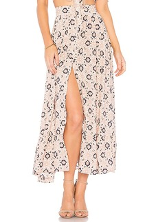 Nightcap Moroccan Tile Skirt