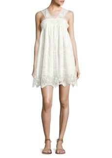 Nightcap Pixie Lace Mini Dress