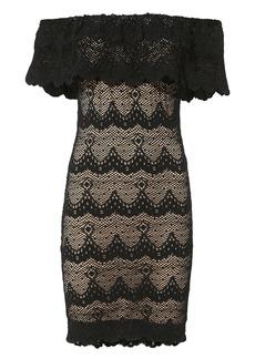 Nightcap Victorian Bachelorette Mini Dress